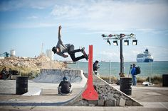 Converse Skateboarding Takes Over Barcelona With CONS SPACE 001 BCN