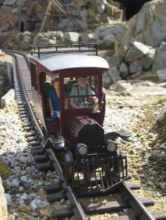 The In-ko-pah Railroad - Large Scale - Model Railroad Forums - Freerails