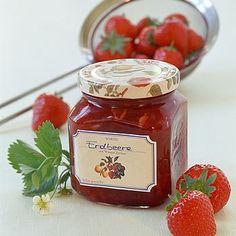 Rezeptideen Wiener Zucker Chutneys, Jam Recipes, Deli, Panna Cotta, Salsa, Honey, Packaging, Jar, Ethnic Recipes
