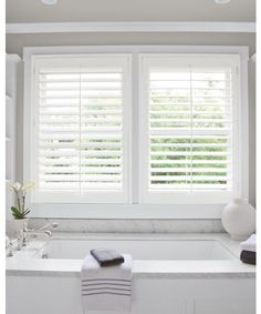 5 Exceptional Simple Ideas: White Blinds And Curtains blinds window spaces.Blinds For Windows Grey Walls bedroom blinds bathroom.Roll Up Shades Roller Blinds. White Wooden Blinds, White Blinds, White Shutters, Interior Shutters, Wood Shutters, White Kitchen Blinds, White Shutter Blinds, Kitchen Shutters, Kitchen White