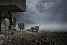 Matthew Reynolds, MArch Architecture, UCA Canterbury