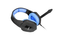 Gaming headset for PS4 / PS3 / Xbox 360 /PC / Mac , compatible with Xbox One with using of adaptor