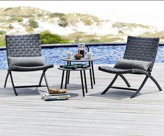 Bord TOREKOV Ø55 + 2 stoler ELVERUM   JYSK