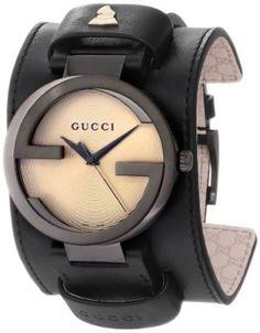 Relógio Gucci Men's YA133202 Interlocking Special Edition Grammy Watch #Relógio #Gucci