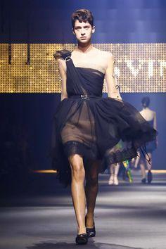 Lanvin Ready To Wear Spring Summer 2016 Paris
