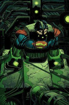 Superman by John Romita Jr.