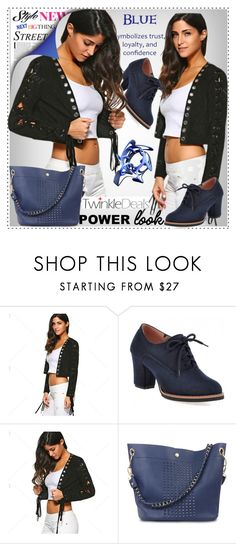 """""""Power Look  4"""" by ramiza-rotic ❤ liked on Polyvore"""