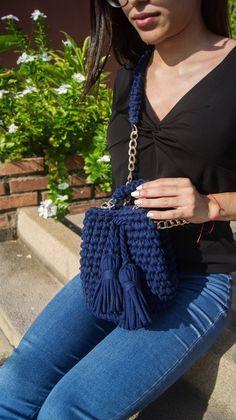 This item is unavailable Crochet Lace Edging, Knit Crochet, Crochet Pencil Case, Crochet Symbols, Handmade Bags, Chanel Boy Bag, Merino Wool Blanket, Cross Body Handbags, Bucket Bag