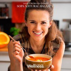 #Belleza y #salud en un solo sobre, prueba estas sopas para lograr la #figura que tanto quieres. #Wellness