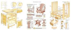 woodworking plans & woodworking projects