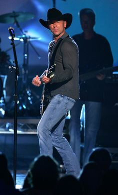 Kenny Chesney - 42nd Annual Academy Of Country Music Awards - Show  ***There's that look i love of his !