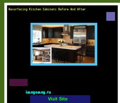 Resurfacing Kitchen Cabinets Before And After 212207 - The Best Image Search