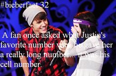 He'd probably have to change his number after he gives it to me .c: