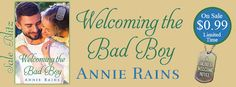 I Love Romance: SALE:  WELCOMING THE BAD BOY (HERO'S WELCOME) BY A...