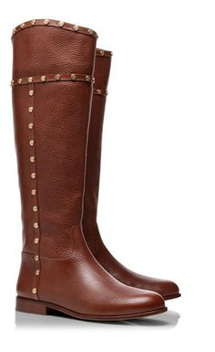 Classic riding boots #toryburch