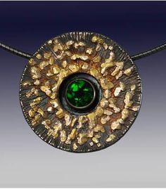 wolfgang vaatz jewelry   Wolfgang Vaatz: Pendant   Handmade Jewelry   Pinterest