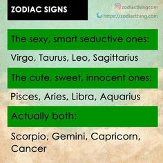 Both! #aries #aries #taurus #taurus #gemini #gemini #cancer #cancer #leo #leo #virgo #virgo #libra #libra #scorpio #scorpio #sagittarius #sagittarius #capricorn #capricorn #aquarius #aquarius #pisces #pisces #zodiac #zodiacsigns #astrologypost #zodiacsign #zodiacthingcom