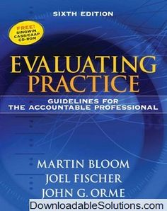 Download test bank for introduction to social work 12th edition test bank for evaluating practice guidelines for the accountable professional edition by martin bloom joel fischer john g orme solutions manual and fandeluxe Gallery
