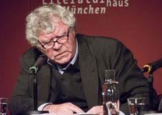Tilman Spengler (© Christian P Schmieder). Beim Abend zu Jürgen Rose: ›Die Unbedingtheit der Phantasie‹ im Literaturhaus München (17.12.2014).