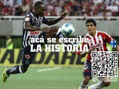 La pasión por Rayados se vive en el Estadio ¡Acá se escribe la Historia!   Abonos Rayados 2012-13. Renovación Numerado: 25-30 de junio