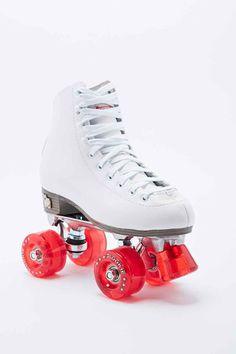 Rookie Klassische Rollschuhe in Weiß  These are great! / Roller skates