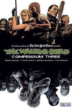 TWD Comp 3 cover mock    Compendium 3 to be released in October 2015.