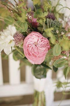 Wild multiocolored bouquet