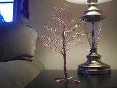 How to Make a Wire Tree | How to make a wire tree