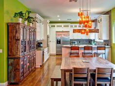 eclectic kitchen photos hgtv eclectic kitchen design tips creative homeowner
