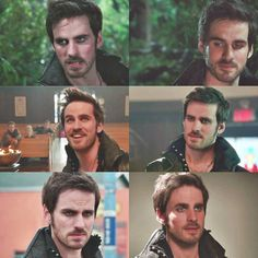 Captain Hook is the only guy that truly matters to me. I am so in love with this man, he is my hero. He is so handsome. Love to you Hook