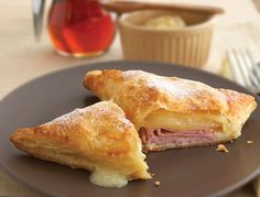 Pepperidge Farm® Puff Pastry - Recipe Detail - Baked Monte Cristo Sandwiches