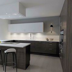 Kitchen design by Nina Th. Oppedal, Studio Sigdal Fredrikstad. Sigdal Kjøkken.