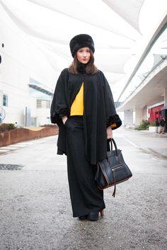 They Are Wearing: Madrid Fashion Week - Slideshow