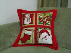Christmas Sewing, Christmas Ideas, Christmas Stockings, Cushions, Throw Pillows, Quilts, Holiday Decor, Google, Crafts