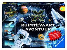 Science X Ruimtevaart Avontuur