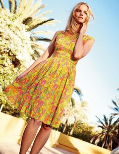 Selina Dress Occasion Dresses at Boden Petite Outfits, Petite Dresses, Short Dresses, Boden Dresses, Ladies Dresses, Summer Work Outfits, Summer Dresses, Boden Clothing, Robes D'occasion