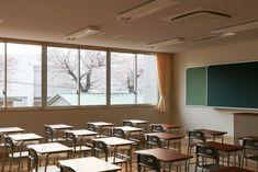 校舎の風景::新校舎::都留興譲館高トピックス