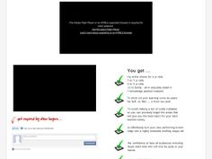 ① Build Your Magic Show - http://www.vnulab.be/lab-review/%e2%91%a0-build-your-magic-show