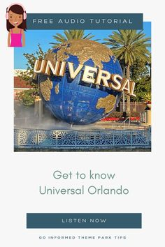 Go Informed takes you to Universal Orlando while you drive, walk, or do chores. Listen now to learn the basics about the Universal Orlando theme parks and resort. GoInformed.net/1 Harry Potter Diagon Alley, Harry Potter World, Orlando Travel, Orlando Vacation, Universal Studios Florida, Universal Orlando, Minion Mayhem, Orlando Theme Parks, Annual Pass