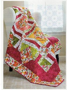 Bring Me The Sunshine Quilt Pattern Pieced DY