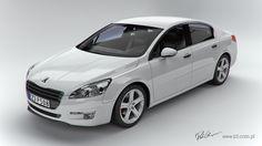 Peugeot 508 | Freelancers 3D