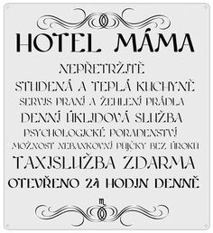 Hotel mama Hotel Mama, Funny Memes, Jokes, Poem Quotes, Birthday Quotes, Motto, Hand Lettering, Texts, Funny Pictures