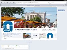 St Albans Credit Union Facebook Page - Great photo of market day in St Albans St Albans, Great Photos, Flourish, Community, Social Media, Facebook, Social Networks, Social Media Tips