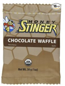 Honey Stinger Chocolate Waffle Product Review