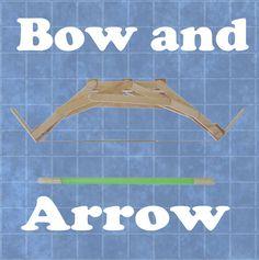 Bow and Arrow style