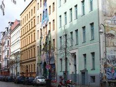 Freitagvormittag in Berlin: mit dem Wiener Besuch durch Kreuzberg