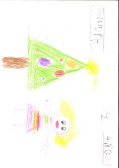 Claudia del Sol Avila - 4 años