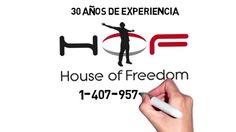 El centro de rehabilitación de drogas y alcohol, House of Freedom, utiliza la más avanzada y eficaz tecnología disponible en el mundo para ayudar a tratar la adicción y la enfermedad mental. De los más de 13,000 centros de adicciones y de salud mental en los Estados Unidos, House of Freedom es el único que ofrece la combinación de estos elementos en Inglés y Español.