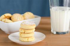 Творожное печенье без глютена by julikcookies