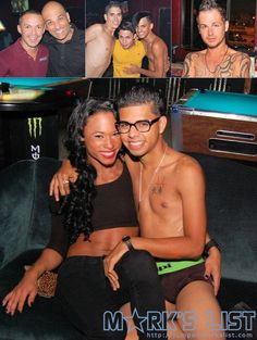 Weekends are hot at Johnny's gay stripper bar in Fort Lauderdale, FL with guest stars, dancers, and bartenders. http://www.jumponmarkslist.com/us/fl/fll/images/mp/johnnys/2013/080913_1.php